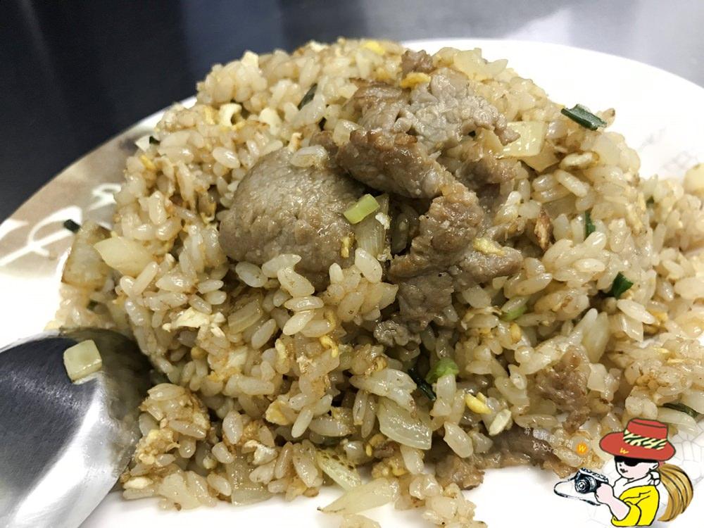 三重國小有一間幸福味;炒飯炒麵一律60元