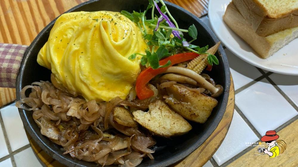 板橋早午餐|當樂咖啡 老宅咖啡廳 IG打卡景點 提供外帶