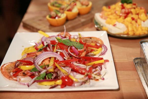宅配美食蝦攪和精心製作的冷泡蝦,下酒菜推薦好物!