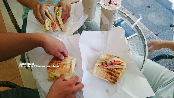 蘆洲碳烤三明治推薦 日式早餐碳烤三明治 好吃有口感!